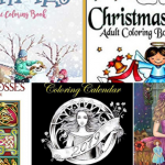 December 2018 Coloring Book Releases