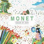 Monet & Van Gogh Colour by Dots Coloring Book Reviews