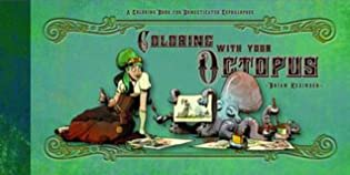 Coloring With Your Octopus Coloring Book