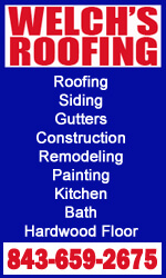 Welch's Quality Builders & Roofing
