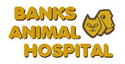 Website for Banks Animal Hospital