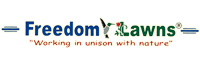 Website for Freedom Lawns