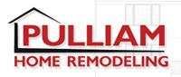 Website for Pulliam Home Remodeling, Inc.