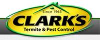 Website for Clark's Termite & Pest Control