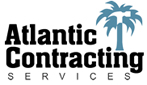 Website for Atlantic Contracting Services