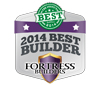 Website for Fortress  Builders