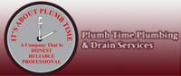 Website for Plumb Time Plumbing & Drain Service