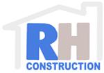 Website for R H Construction, Inc
