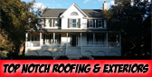 Website for Top Notch Roofing & Exteriors, LLC