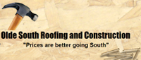 Website for Olde South Roofing and Construction Co., LLC