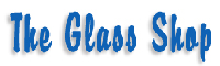 Website for The Glass Shop