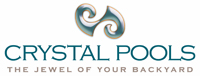Website for Crystal Pools, LLC