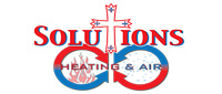 Website for Solutions Heating & Air, LLC