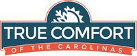 Website for True Comfort of the Carolinas, Inc