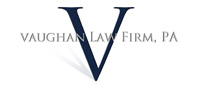 Website for Vaughan Law Firm, PA