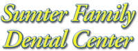 Website for Sumter Family Dental Center, PA