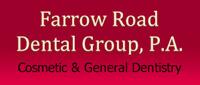 Website for Farrow Road Dental Group, P.A.