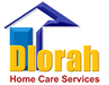Website for Dlorah Home Care Services