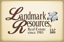 Website for Landmark Resources, LLC