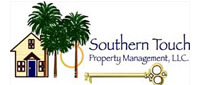 Website for Southern Touch Property Management, LLC