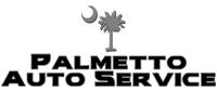Website for Palmetto Auto Service