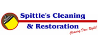 Website for Spittle's Cleaning and Restoration