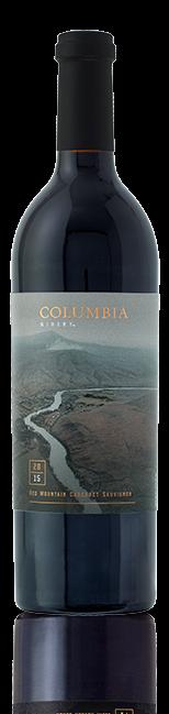 2015 Red Mountain Cabernet Sauvignon Bottle Shot