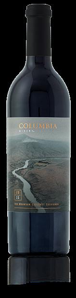2016 Red Mountain Cabernet Sauvignon Bottle Shot