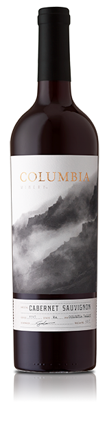 Columbia Valley Cabernet Sauvignon Bottle Shot