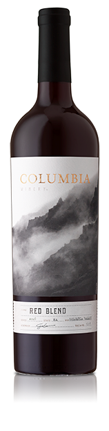 Columbia Valley Red Blend Bottle Shot