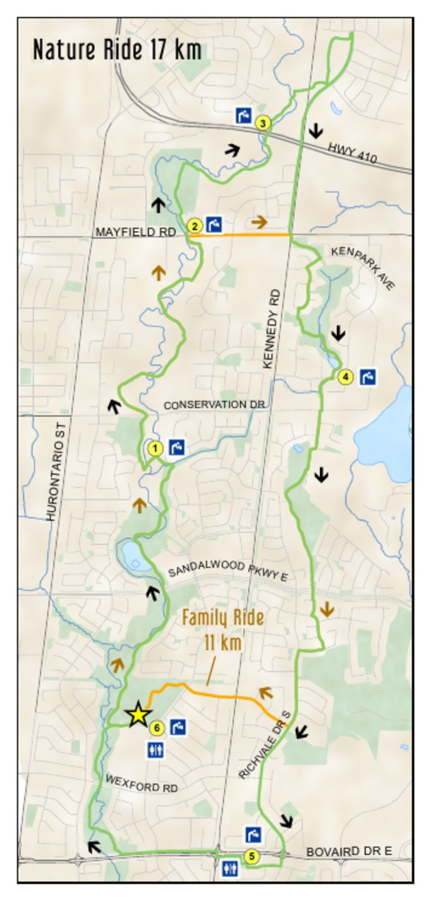 Bike the Creek - Nature and Family Ride