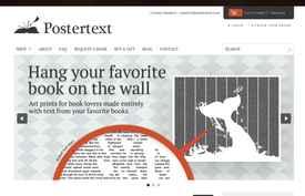 postertext.com