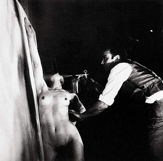 艾夫斯 克莱因Yves Klein(法国1928-1962)作品集1 - 刘懿工作室 - 刘懿工作室 YI LIU STUDIO