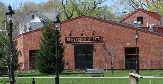 Bigspringslanding