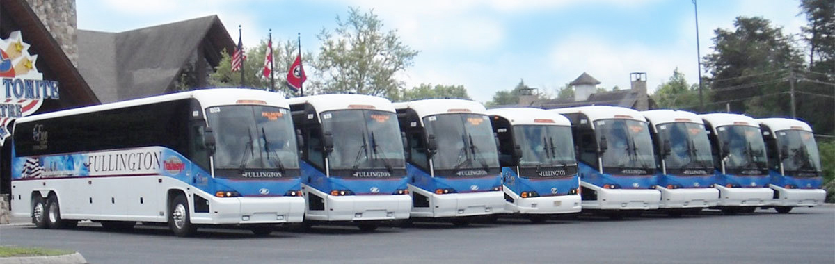 Bus charters wide