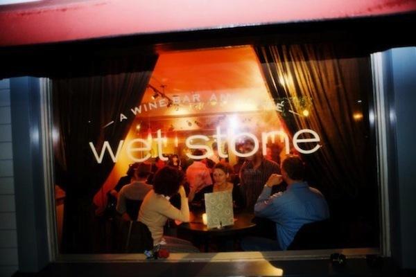 Wet Stone Wine Bar