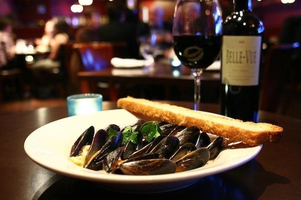 Cafe Bleu Bistro & Wine Lounge