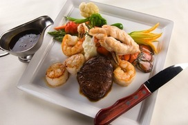 West Steak & Seafood