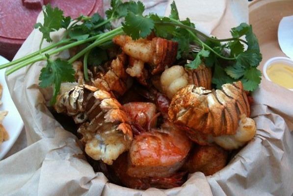 Rockin' Baja Lobster Coastal Cantina