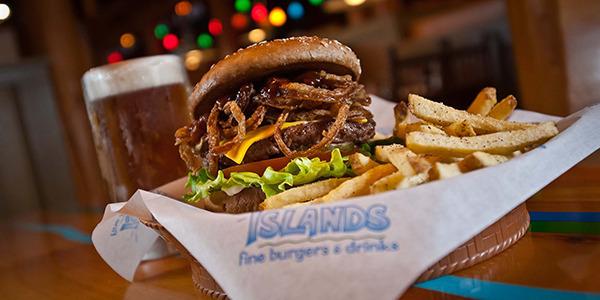 Islands Fine Burgers & Drinks