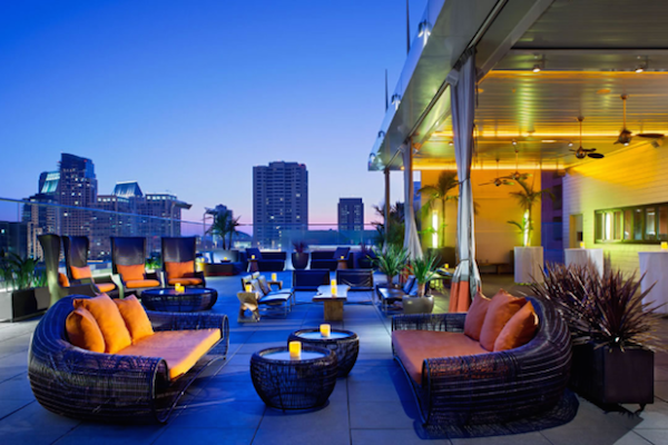 The Rooftop by STK