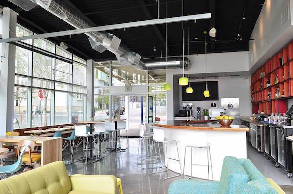 Halcyon Coffee + Bar + Lounge