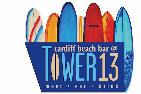 Cardiff Beach Bar @ Tower 13