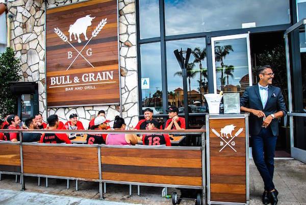 Bull & Grain