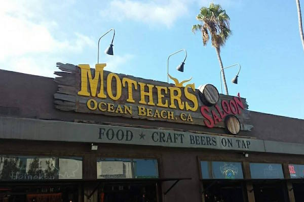 Mother's Saloon