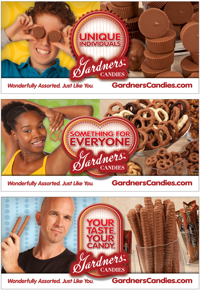 Gardners billboards
