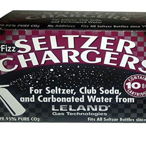 Leland soda chargers
