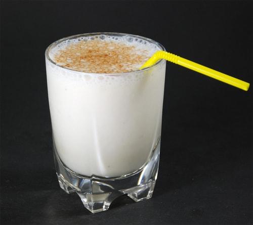 Xanthan gum milkshake 2