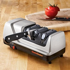 Chef choice knife sharpener