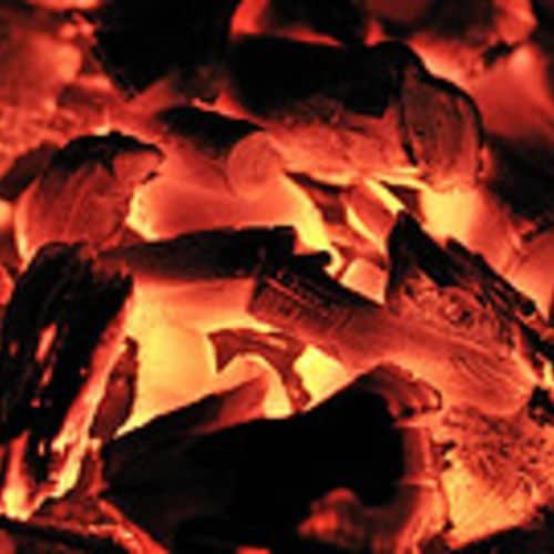 Lump charcoal minion
